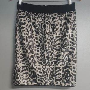 The Limited Black&White, Sequence,Mini Skirt